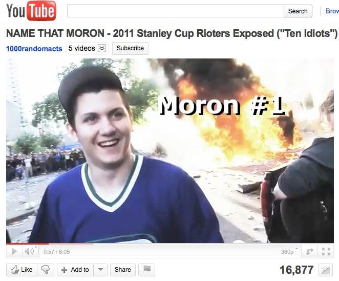 Name That Moron Screengrab